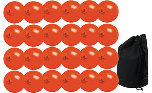 Readers Windball Junior Orange 24 Pack With Ball Bag - Sports Ball Warehouse
