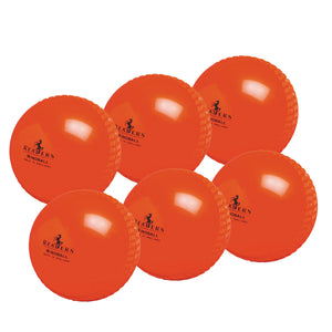 Readers Windball Junior Orange 6 Pack - Sports Ball Warehouse