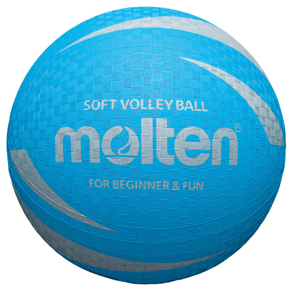 Molten S2V1250 Soft Rubber Volleyball - Sports Ball Warehouse