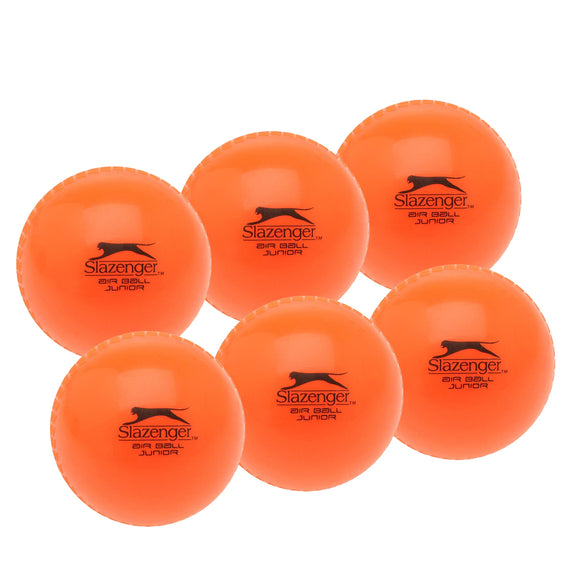 Slazenger Airball Junior Orange 6 Pack - Sports Ball Warehouse