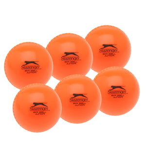 Slazenger Airball Senior Orange 6 Pack - Sports Ball Warehouse
