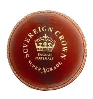 Hunts County Sovereign Crown Cricket Ball - Sports Ball Warehouse