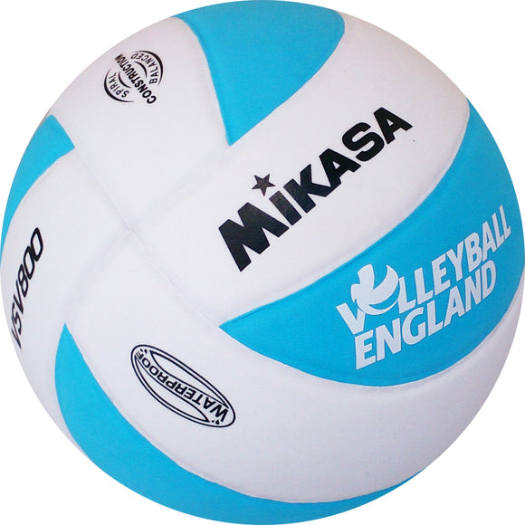 Mikasa VSV-800-WR Go Spike Volleyball England Ball - Sports Ball Warehouse