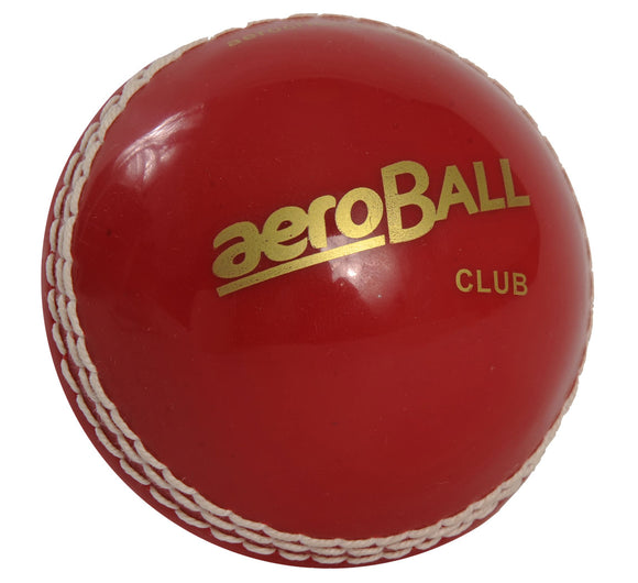 Aero Incrediball Club Cricket ball - Sports Ball Warehouse