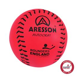 Aresson Autocrat Rounders Ball (Pink) - Sports Ball Warehouse