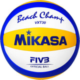 Mikasa Beach Champ VXT30 Training Beach Volleyball - Sports Ball Warehouse