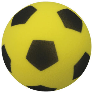 "Precision ""Painted"" Foam Ball (High Density) - Sports Ball Warehouse"