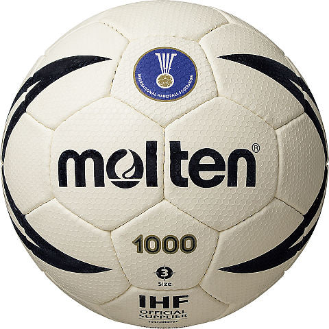 Molten IHF Approved Rubber Handball - Sports Ball Warehouse