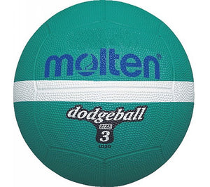 Molten LD3G Dodgeball Size 3 - Sports Ball Warehouse