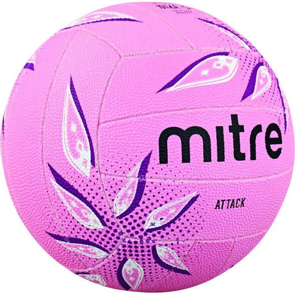 Mitre Attack Netball - Sports Ball Warehouse