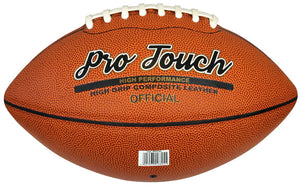 Midwest Pro Touch American Football - Sports Ball Warehouse