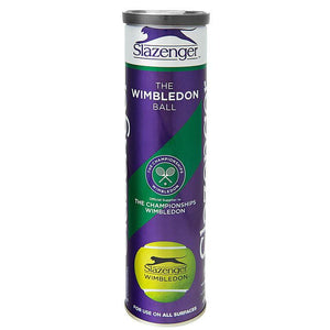 Wimbledon Ultra Vis Hydroguard (4 Ball Tin) - Sports Ball Warehouse