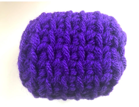 Lavender Filled Crocheted Stress Balls