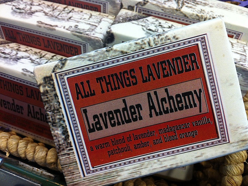 Lavender Alchemy Soap