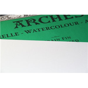 Arches Watercolour Paper Block 140lb Cold Press