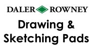 Daler Rowney Drawing & Sketching Pads