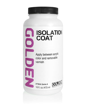 Golden Isolation Coat - 16 oz. bottle