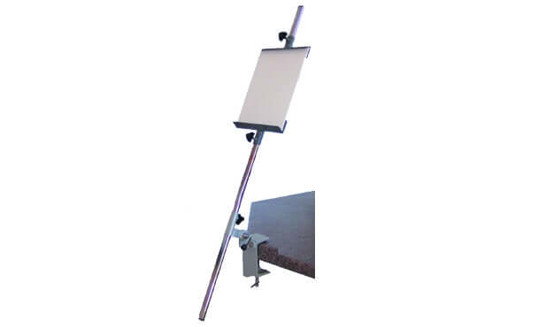 Aluminum Table Clamp Easel