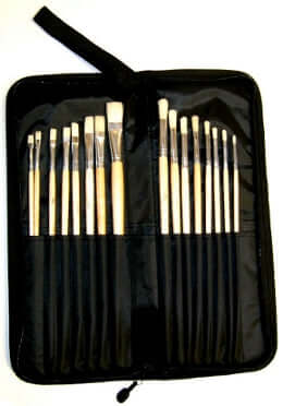 Art Color Artist's Travel Case