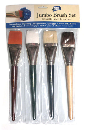 Art Color Jumbo Brush Set