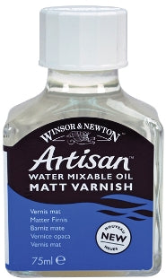 Winsor & Newton  - 75 ml - Artisan Matt Varnish