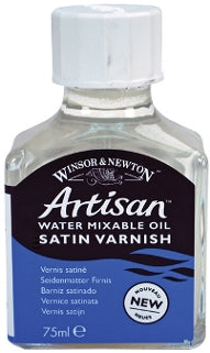Winsor & Newton  - 75 ml - Artisan Satin Varnish