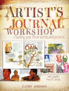 Artist's Journal Workshop - Cathy Johnson