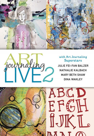 Art Journaling Live 2 DVD