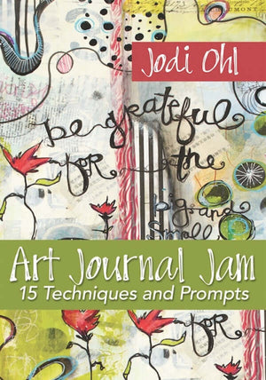 Art Journal Jam with Jodi Ohl