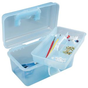 Heritage Small Plastic Art Tool Box