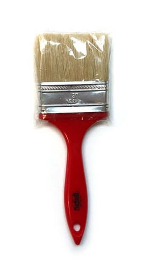 Bennett Red Bee Bristle Brush - 3""