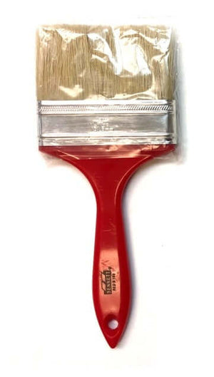 Bennett Red Bee Bristle Brush - 4""