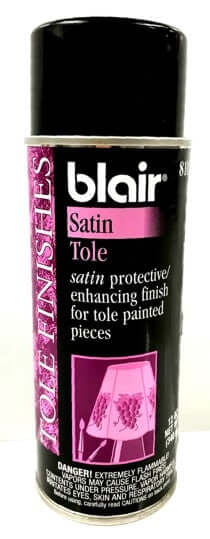 Blair Satin Tole - 11 oz.