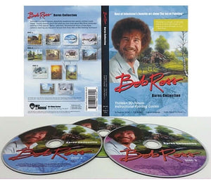 Bob Ross Barn Collection DVD