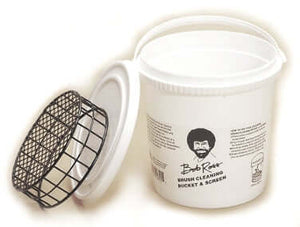 Bob Ross Thinner Bucket with Screen