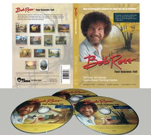 Bob Ross Four Seasons : Fall DVD