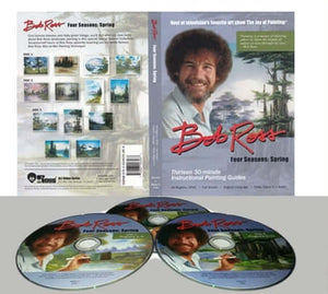 Bob Ross Four Seasons : Spring DVD