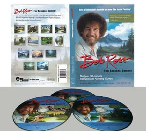 Bob Ross Four Seasons : Summer DVD