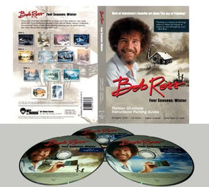 Bob Ross Four Seasons : Winter DVD