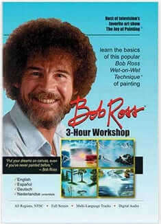 Bob Ross 3-Hour Workshop DVD
