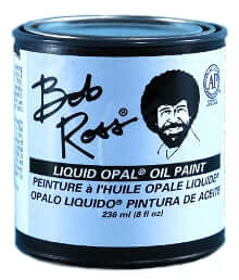 Bob Ross - 236 ml - Liquid Opal Oil Paint