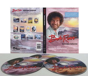 Bob Ross Seascape Collection DVD