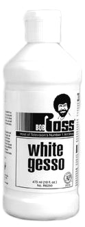 Bob Ross White Gesso - 473 ml