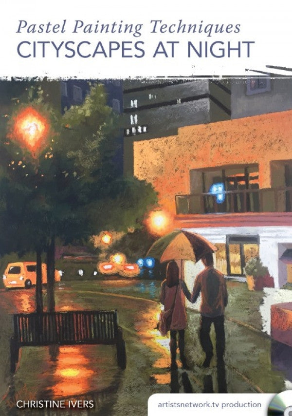Pastel Painting Techniques: Cityscapes at Night DVD with Christine Ivers