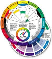 Artist's Color Wheel