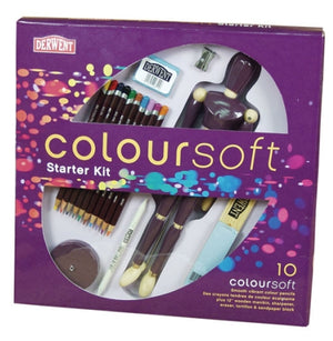 Derwent Coloursoft Starter Kit