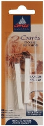 Conte Crayon - 2 pack - White 2B