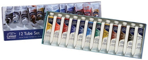 Cotman Watercolour - 12 Tube Set