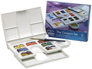 Cotman Watercolour - The Compact Set
