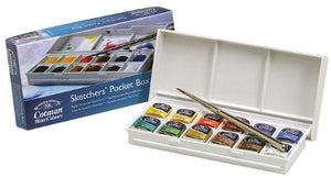 Cotman Watercolour - Sketchers' Pocket Box